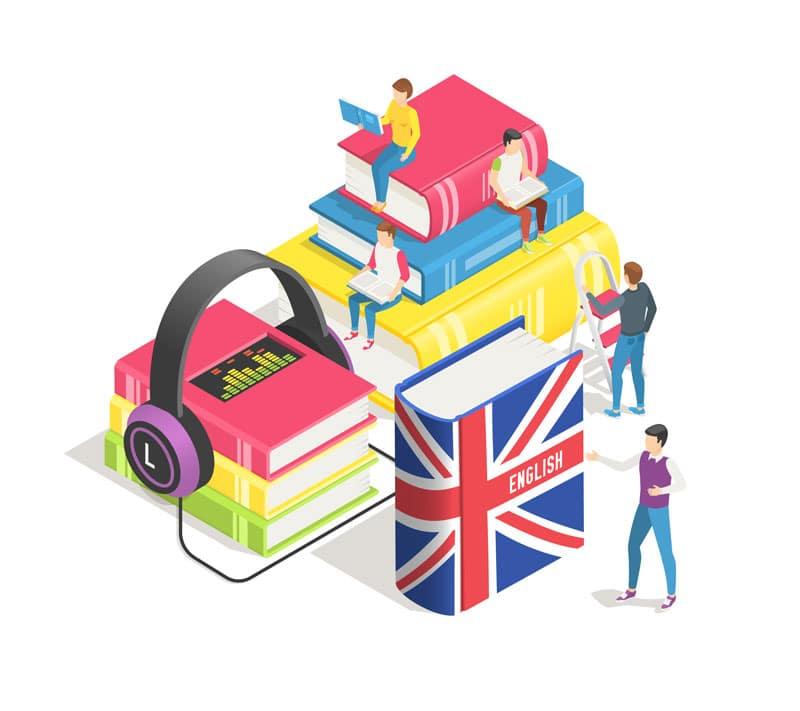 Curso De Inglés Con Películas